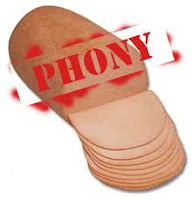 phony baloney