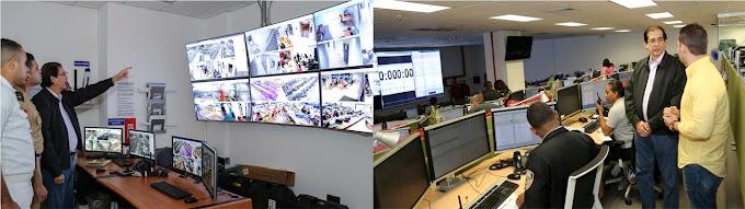 Montalvo resalta trabajo del 911 durante días festivos