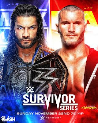 WWE Survivor Series 2020 PPV 720p | 480p WEBRip 1.6Gb | 850Mb x264