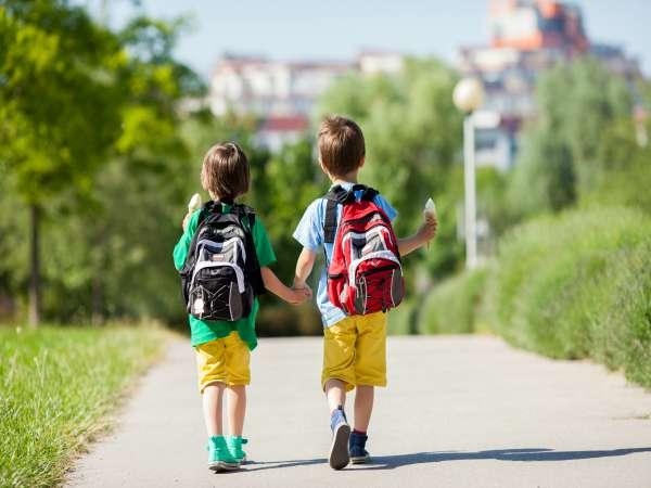 Cómo elegir la mochila de los niños