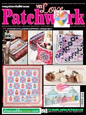 Nº 1 de Patchwork with Love, a la venta