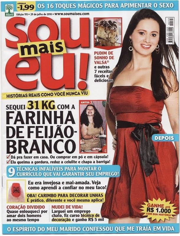 FARINHA DE FEIJÃO BRANCO 60 CAPS DE 500 MG