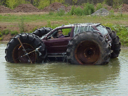 Also - Fun | Funny Pictures: Funny Redneck Vehicles - Funny Pictures