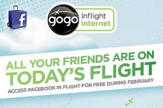 Gogo Offers Facebook