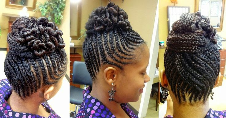 african american short hairstyles pictures
