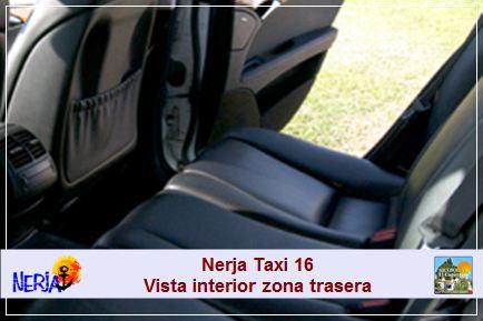 Nerja taxi 16 - Disfrute de todo el lujo y el confort tradicional de la marca Mercedes Benz