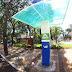 Instalado primeiro eletroposto em via urbana de Foz do Iguaçu