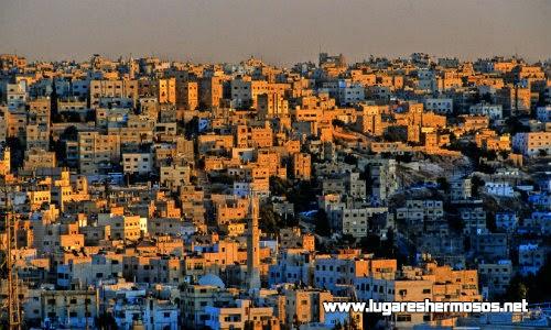 Legados historicos y lugares hermosos de Jordania