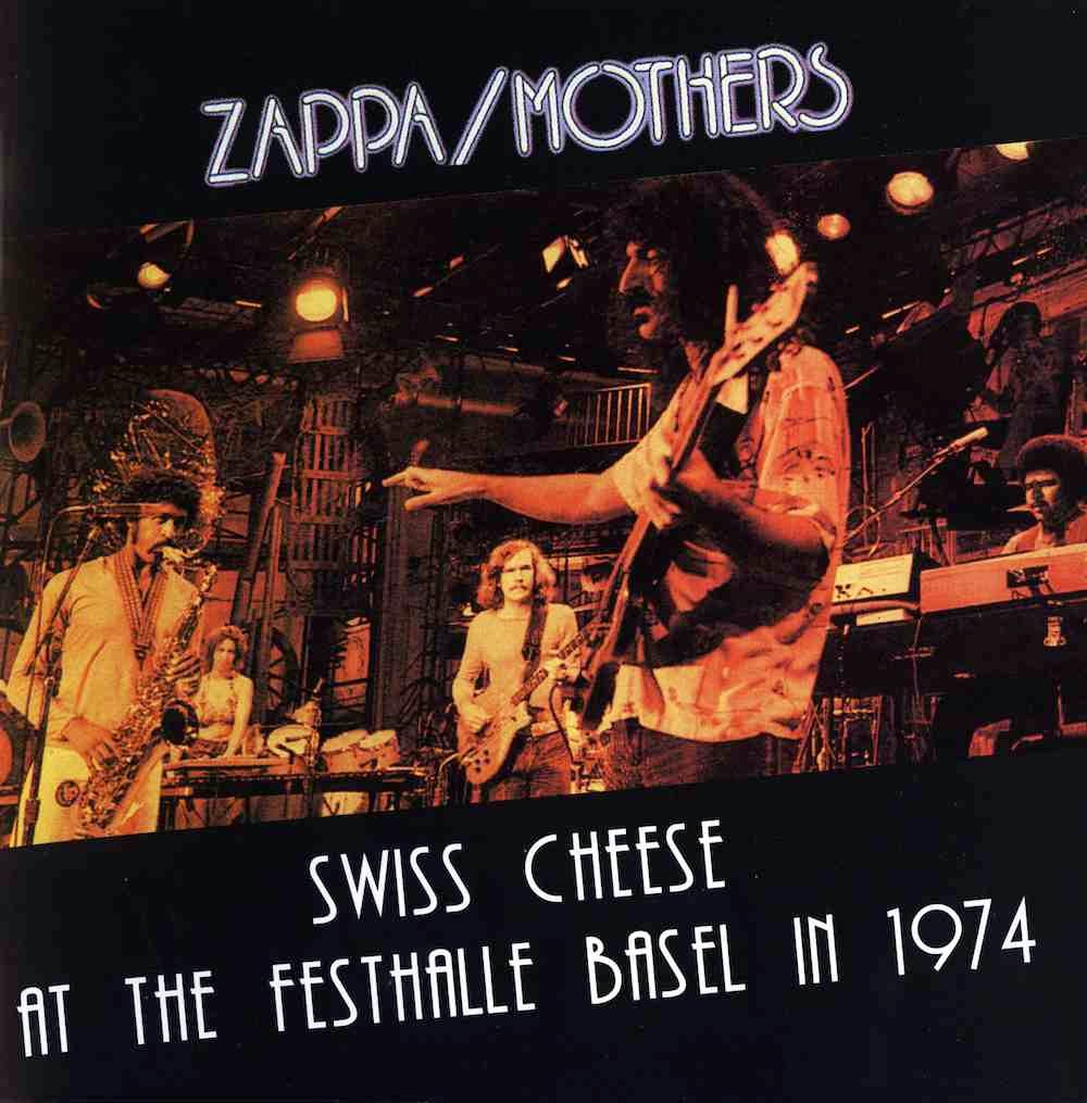Plumdusty s page pink floyd 1975 06 12 spectrum theater philadelphia - Frank Zappa Swiss Cheese At The Festhalle Basel In 1974