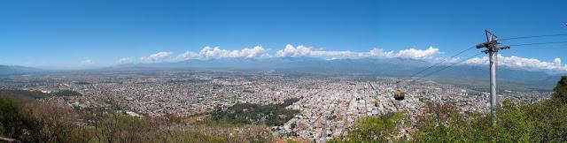 San Bernardo Hill