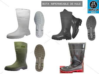 BOTAS IMPERMEABLES DE HULE