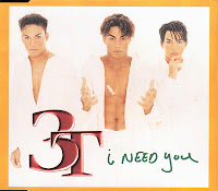 3T - I Need You (CDS) (1996)