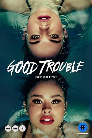 Good Trouble - Legendada Completa Séries Torrent Download capa