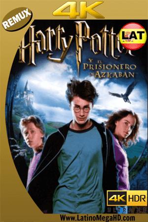 Harry Potter y el Prisionero de Azkaban (2004) Latino Ultra HD BDREMUX 2160P ()