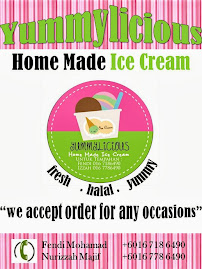 ~ Yummylicious Homemade Ice Cream ~