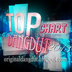 Top Chart Dangdut 2013