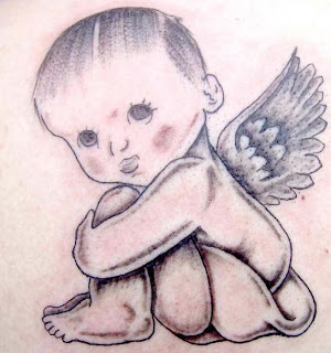 Cherub Angel Tattoo Ideas for Men and Women
