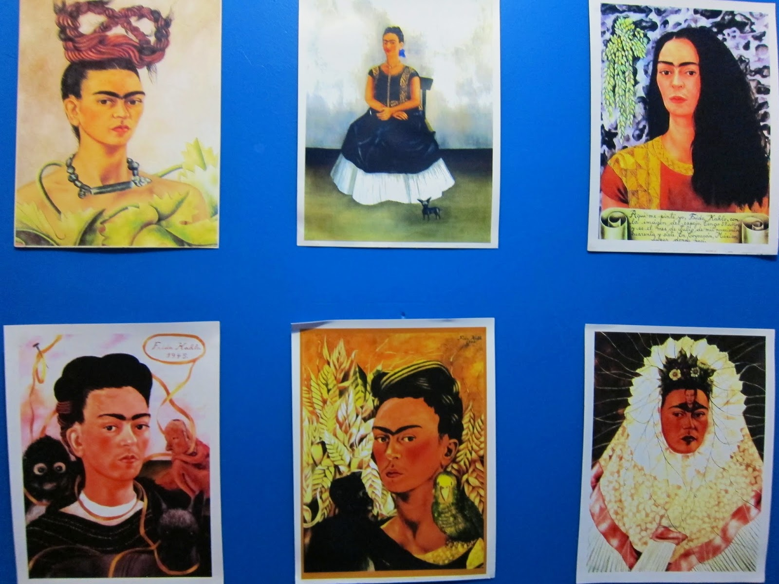 frida kahlo toilet art