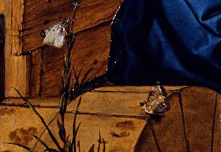 L'Adoració dels reis de Dürer (detall)