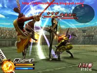 Free Download Game Sengoku Basara 2 Heroes for PC