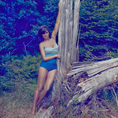 Helena Christensen para Triumph lencería primavera verano 2014