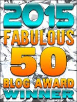 "Thanks for your Support! Chosen as one the 2015 ""Fabulous Fifty"" Blogs for Conservatives!"