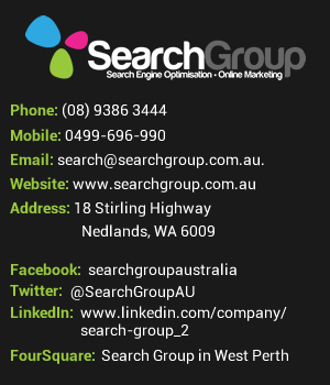 Search Group Perth SEO