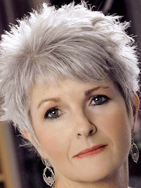 What To Consider On Short Hairstyles For Older Females