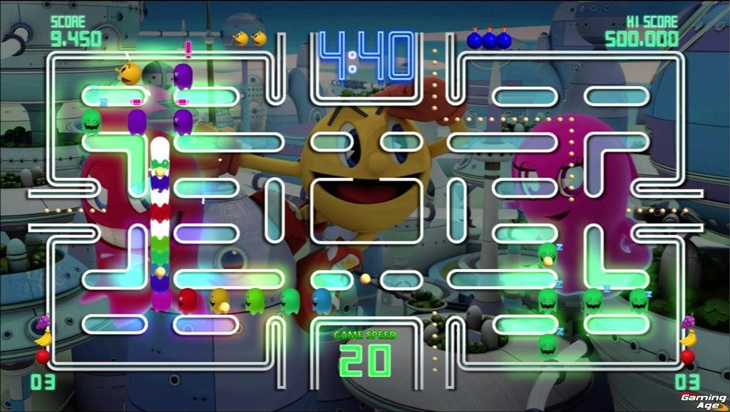 Download Pac-Man Museum free game