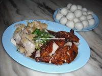 Famosa Nasi Ayam Bebola