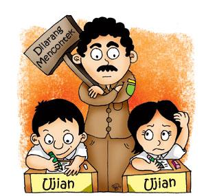 Kisi-Kisi Ujian Nasional 2012 Untuk SD, SMP, SMA dan SMK