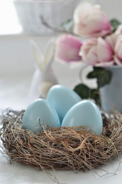 Wielkanocne gniazdko