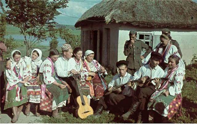 Немцы в Украине