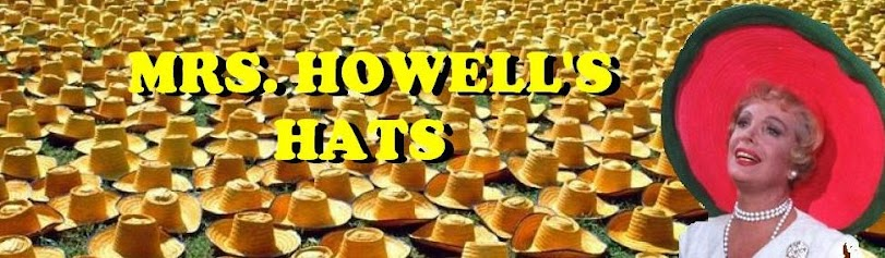 Mrs. Howell's Hats
