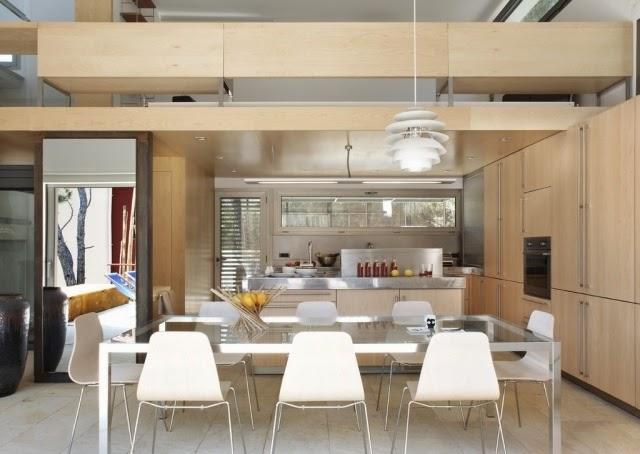 Decoracion sala comedor y cocina juntos for Decoracion cocina comedor