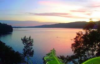 Si Ais Terpesona Keindahan Danau Siais Tapanuli Selatan