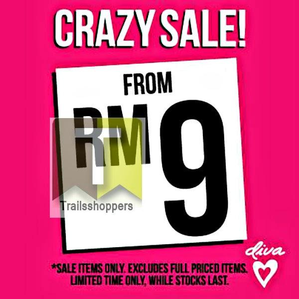 Diva Crazy Sale 2013