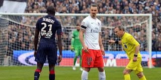 Ligue 1 - Bordeaux - Paris-SG : 3-2