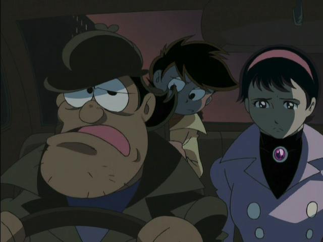 Hanpei, Mitsuko & Masaru