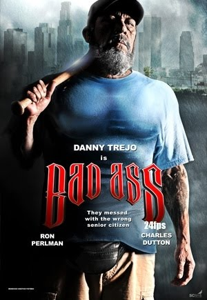 Filme Poster Bad Ass VODRip XviD & RMVB Legendado