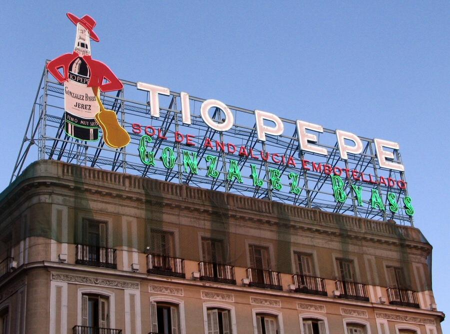 Pimpfiadas ahora est s y ma ana for Puerta del sol hoy