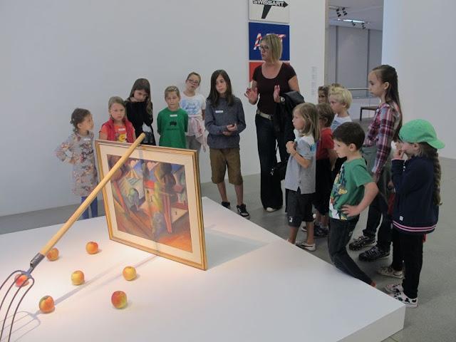 """Predavanje """"Zar je to umetnost?"""" u Kulturnom centru Beograda"""
