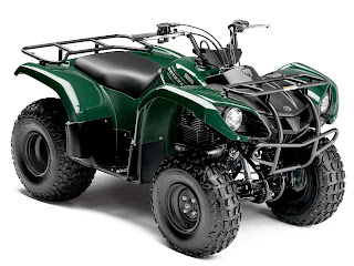 2013 Yamaha Grizzly 125 Automatic ATV pictures 2