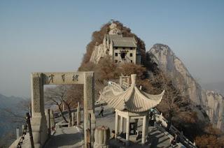 Templo taoista Huashan