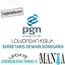 Lowongan Kerja PT Perusahaan Gas Negara (Persero)
