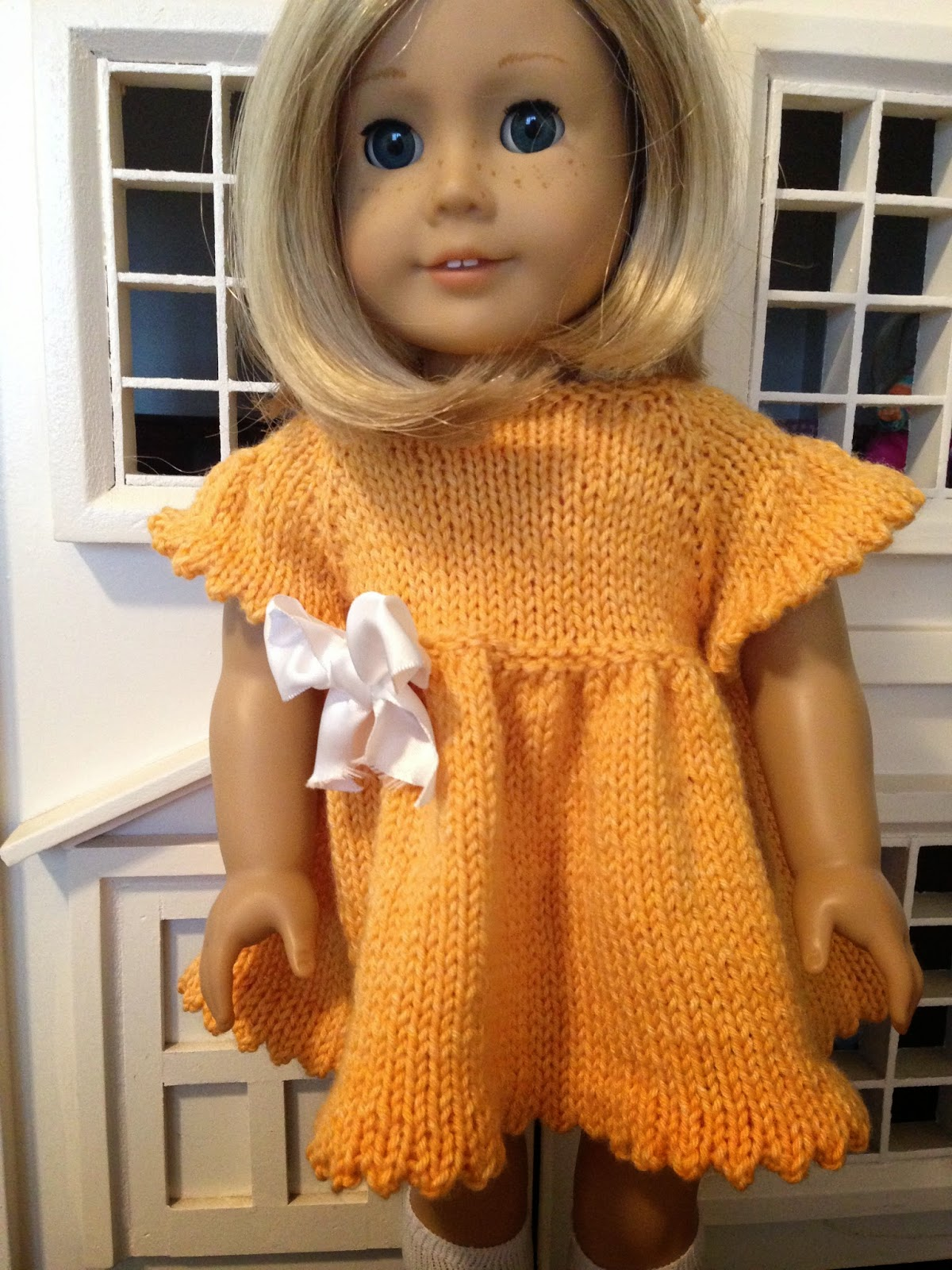 Red Heart Free Knitting Patterns For Dolls : Sunshine Lollipops - Knitionary