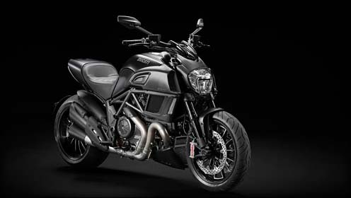 The Ducati Diavel Review and Specification