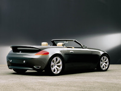 Bmw z9 Cabrio car wallpaper