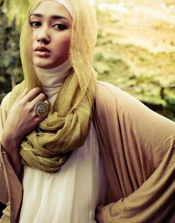 model busana hijab modern terbaru 2017/2018