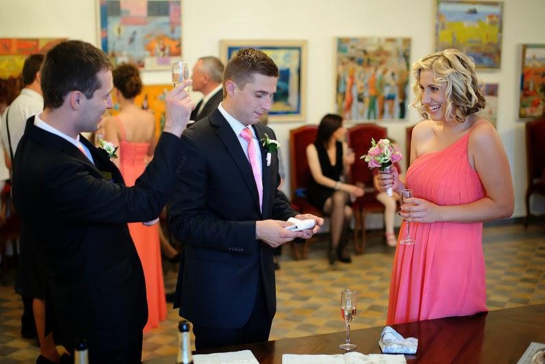 linksmos vestuvės Kauno rajone